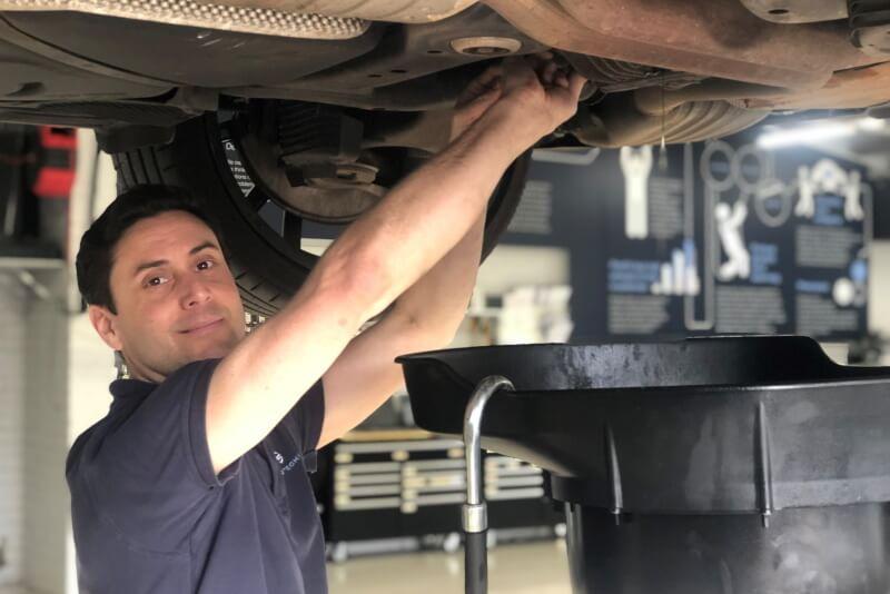 Marcus Mechanic Staff Photo EuroTechnik